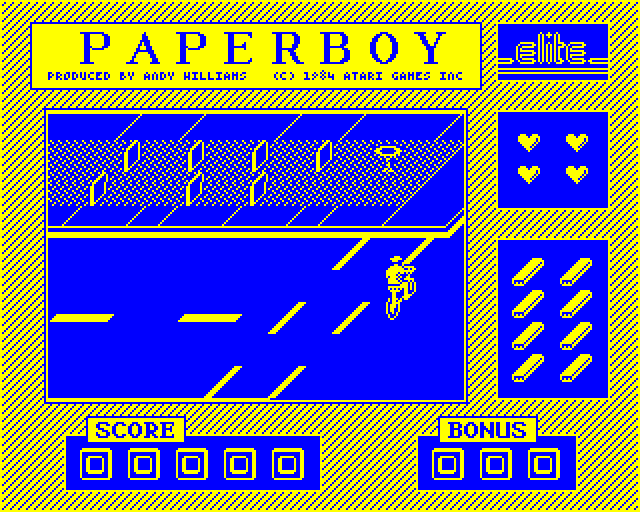 gameimg/screenshots/Paperboy-Elite.png